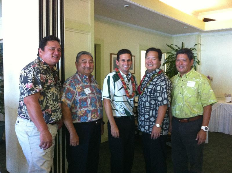 LG Schatz, Mike K, Jon, Randy & Barry T
