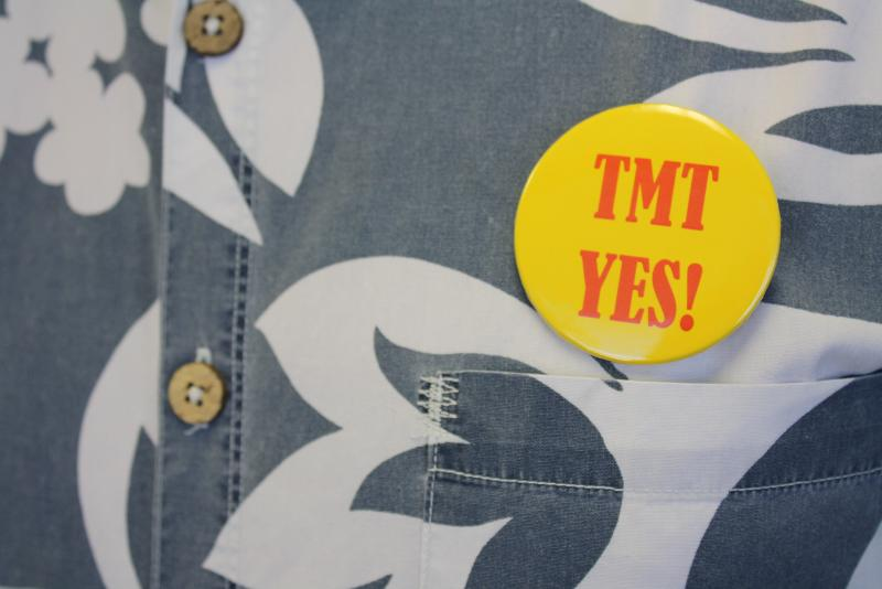 TMT yes button