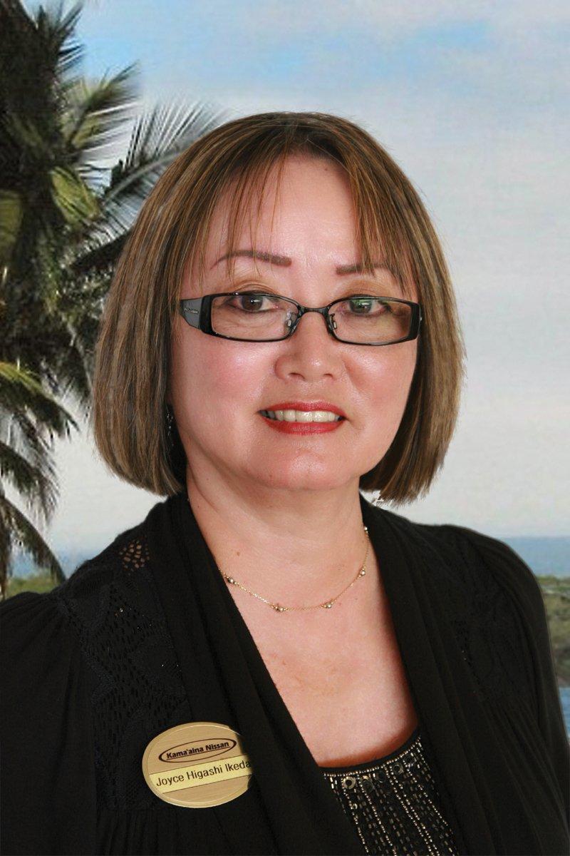 Joyce HIgashi-Ikeda
