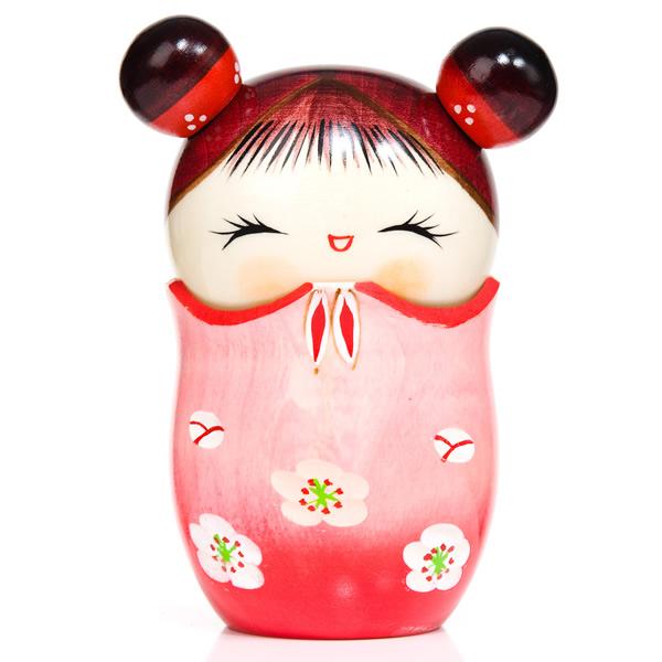 Kokeshi Doll - Valentines