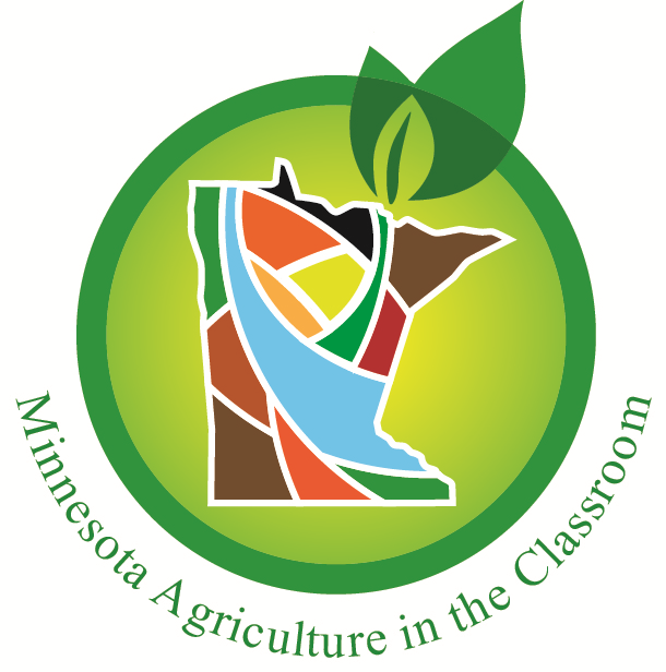 Minnesota Agriculture in the Classroom Logo