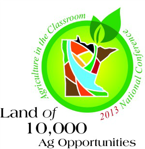 Ag in the Classroom conference logo