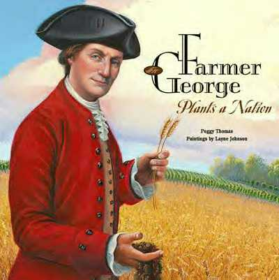 Farmer George Plants a Nation Book cover