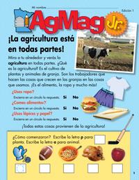 Spanish AgMag Jr