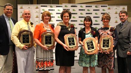 National Teacher Winners