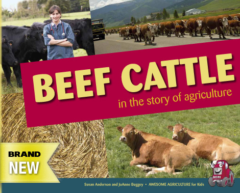 Beef Cattle in the Story of Ag book