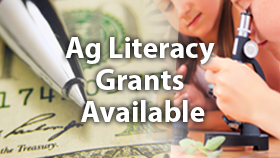 Ag Literacy Grant image