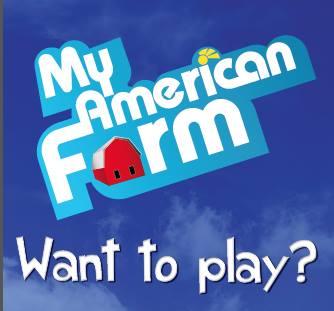My American farm logo