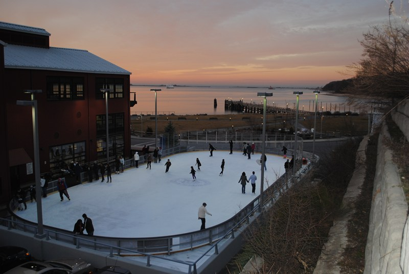 harbor skating