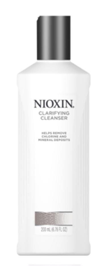 nioxin clarifing cleanse