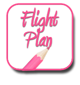 Flight Plan Pencil