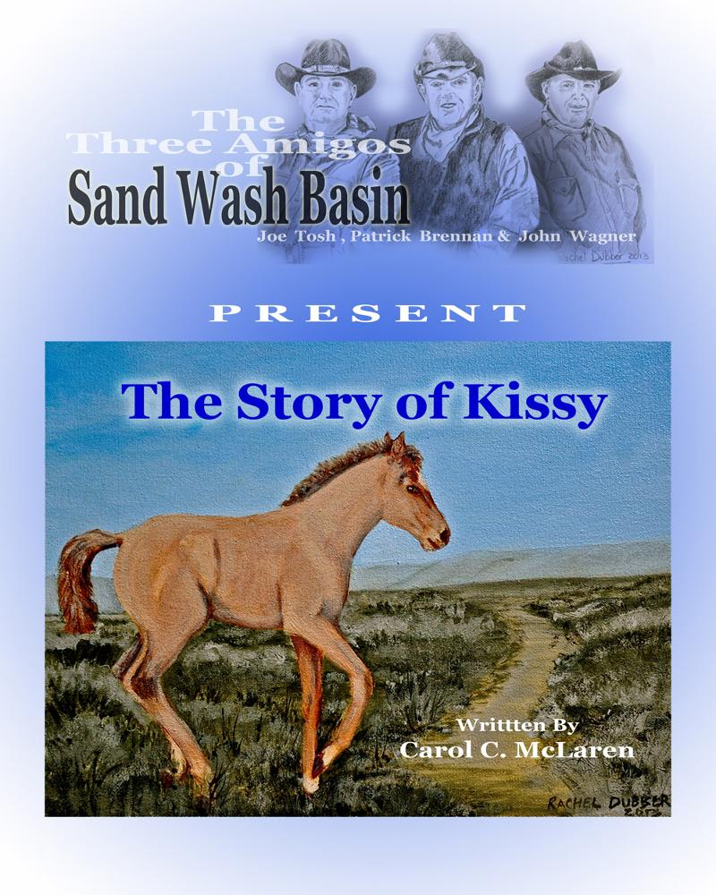 Kissy Book Cover