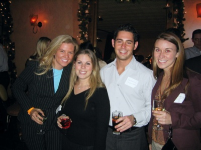 Holiday Party-goers