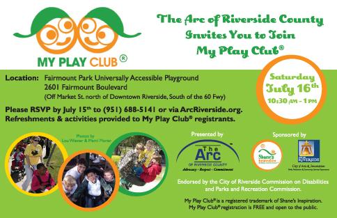 My Play Club