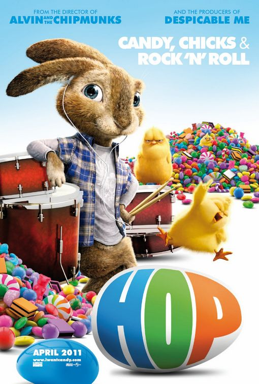 HOP the movie
