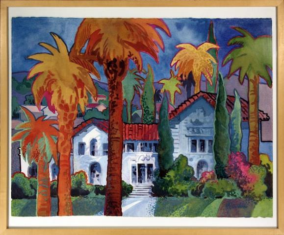 Riverside Metropolitan Museum Plein Air Painting