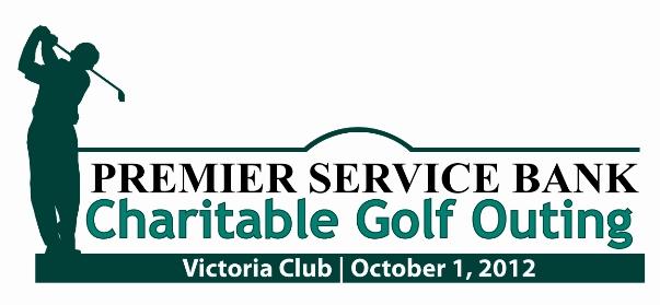 2012 Golf Outing Logo