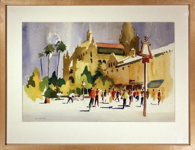 CA Plein Air Painting