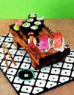 Elisa Strauss Sushi Cake