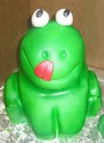 kristies frog cake