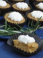 Lemon, Rosemary Cornmeal Cake