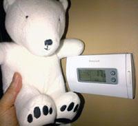 Thermostat Challenge