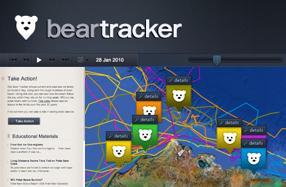 Bear Tracker Icon