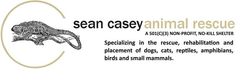 Sean Casey Animal Rescue Logo