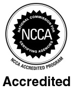 NCCA Accredited