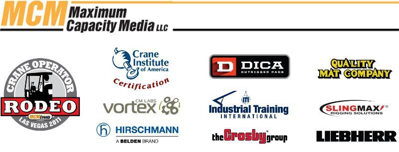 CONEXPO sponsor logos