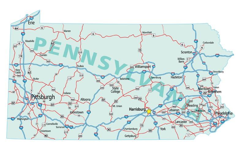 Pennsylvania Graphic