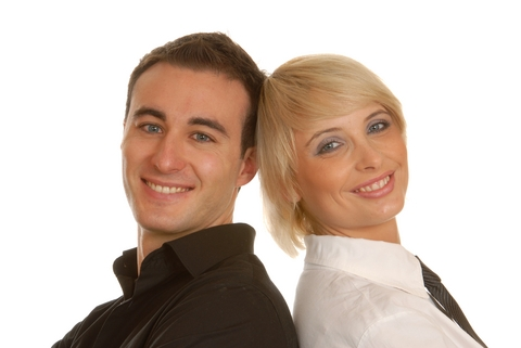 Image - Two Business People