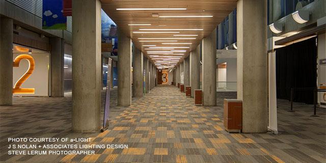 Slot Lighting by J S Nolan and Associates