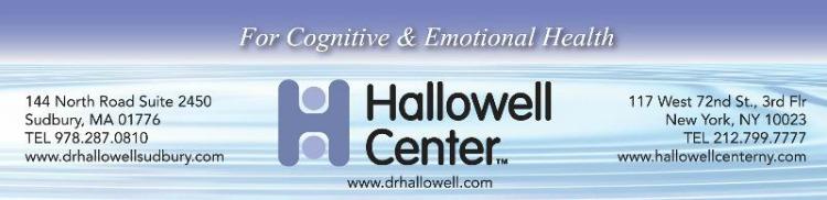 Hallowell Center Header