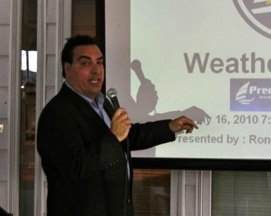 Weather Briefing Ron Bianci