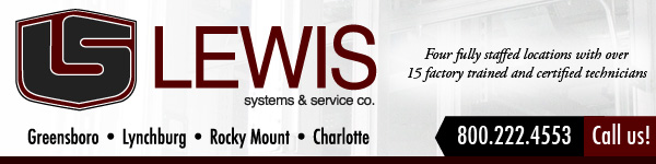 Lewis Systems Banner