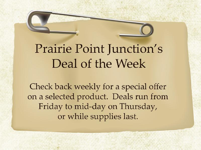 Deal of the Week Tag