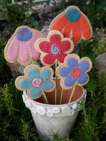 Sugar Cookie Blooms