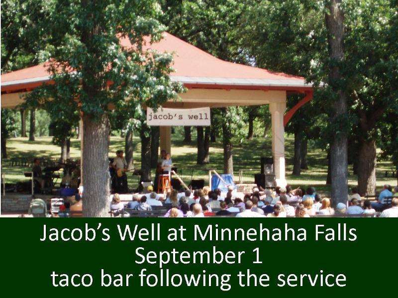 Minnehaha Falls Sept 1