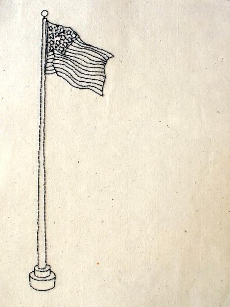 isabel Brito-Farre- Flag