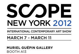 Scope NY2012