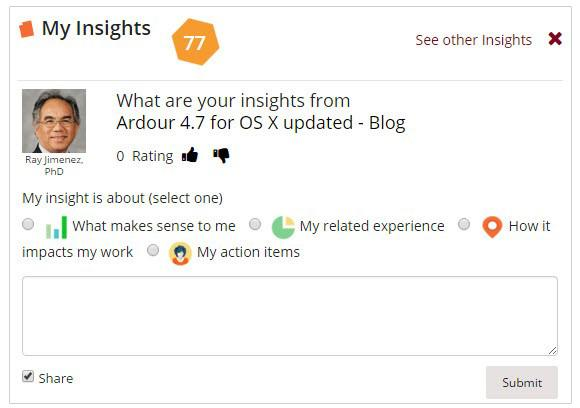 how to add value sources of insight
