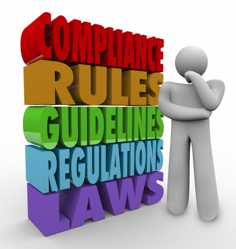 Compliance Thinker Rules Guidelines Regulations