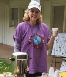 Kathleen Selling Coffee