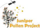 Juniper Pollen Project Logo