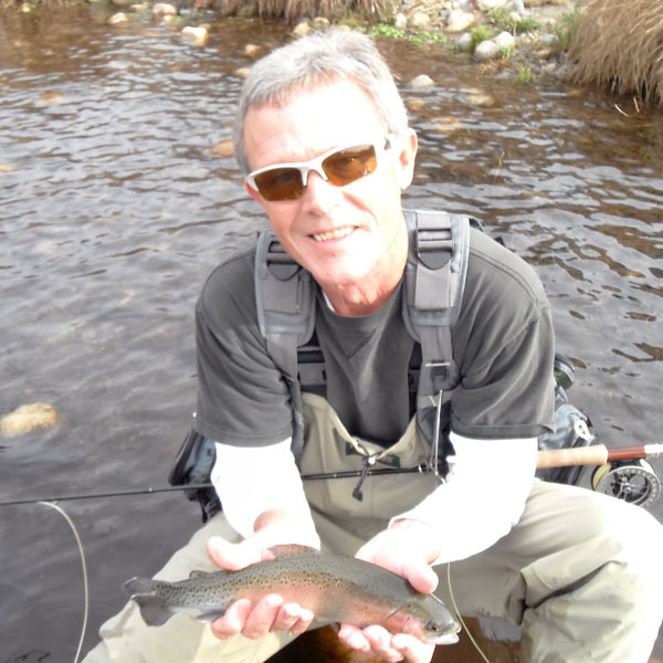 Kern river fly fishing newsletter for Kern river fishing report
