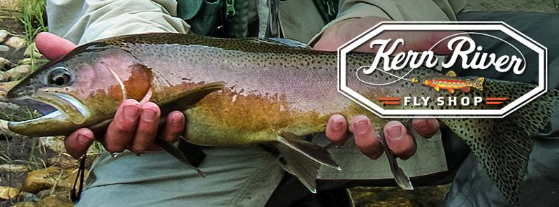 Happy holidays from all of us at kern river fly shop for Kern river fishing report