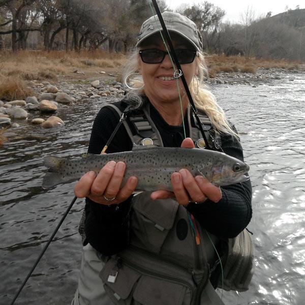 Kern river fly fishing newsletter for Kern river fishing