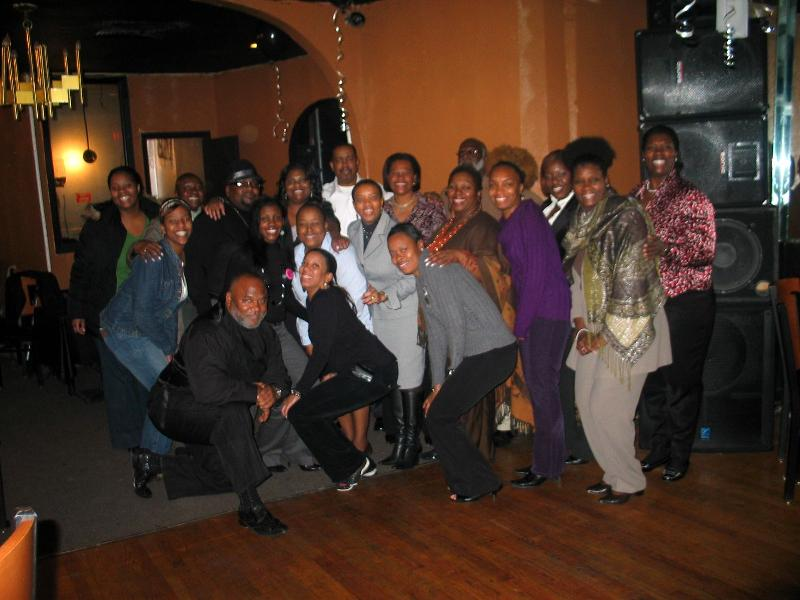 Group Shot Networking Expo