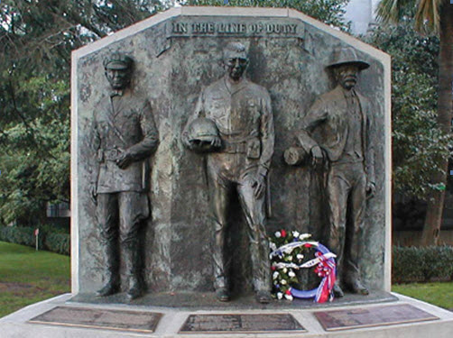 Ca_Law Enforcement Memorial
